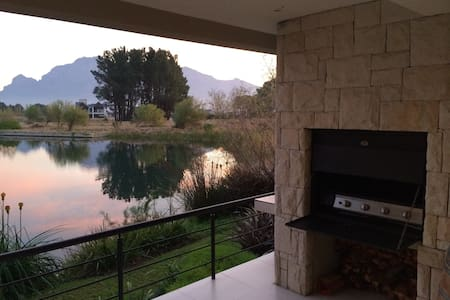 The Heavenly Lodge - Paarl - Appartamento