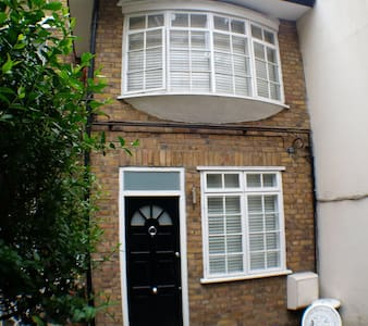 *****Modern Cottage Zone 1 London! Marylebone Mews - London - House