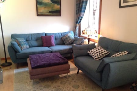 Cromdale View, Grantown in Highlands -Private Flat - Appartement