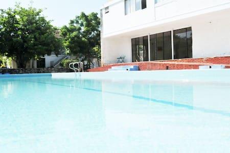 Flavia/Pool-20min from Barranquilla - Ház