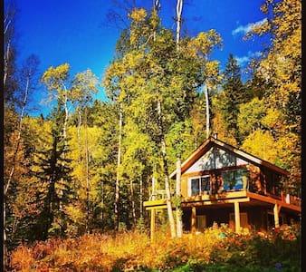 Peaceful Cabin Escape - Faház