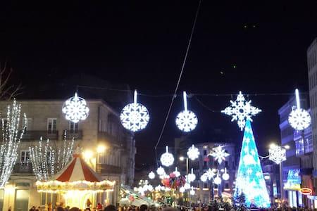 Piso en pleno centro de Vigo - Koko kerros
