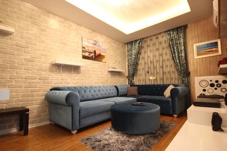 GREAT 1+1 APARTMENT FROM OWNER - Antalya