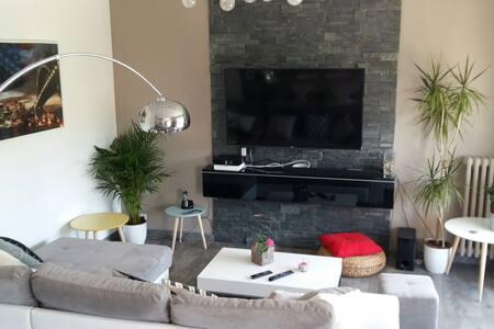 Grand T3 ensoleillé et au calme, proche plages - La Valette-du-Var - Apartment