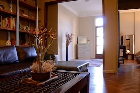 Gorgeous BA apt! Location & Design