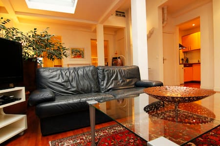 2bedroom 1000sqf Loft  Montorgueil - Paris - Loft