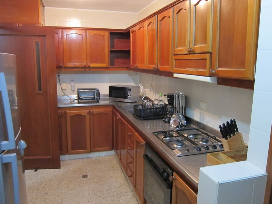 Kitchen (Cocina)