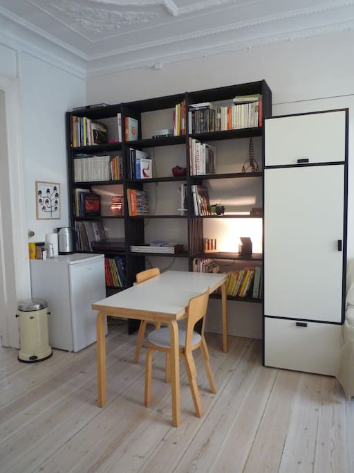 Bedroom - sofa & wardrobe