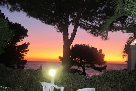 Villa con giardino spiaggia privata - Villa
