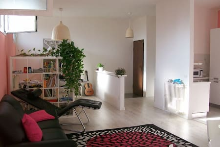 Nice Room in a courthouse apartment - Huoneisto