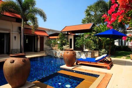Villa Banyan, Sai Taan Villas Estate, Phuket - Thalang - Vila
