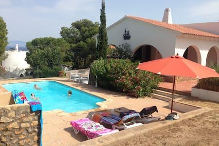 superbe villa  vue sur mer   - L'Escala  - Villa