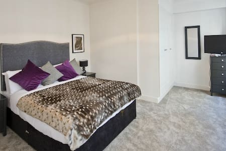 Modern 1 Bed Apartment In The City - London - Apartment