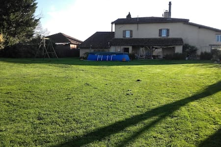 """"""" LIEU DIT A LAHILLOUE 1"""" - Roquelaure-Saint-Aubin"""