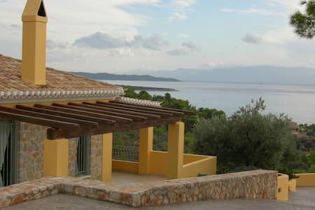 """The """"Unlimited View"""" Villa, Porto Heli - Ververouda"""