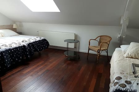 Chambre Marie De Cassagnet - Bed & Breakfast