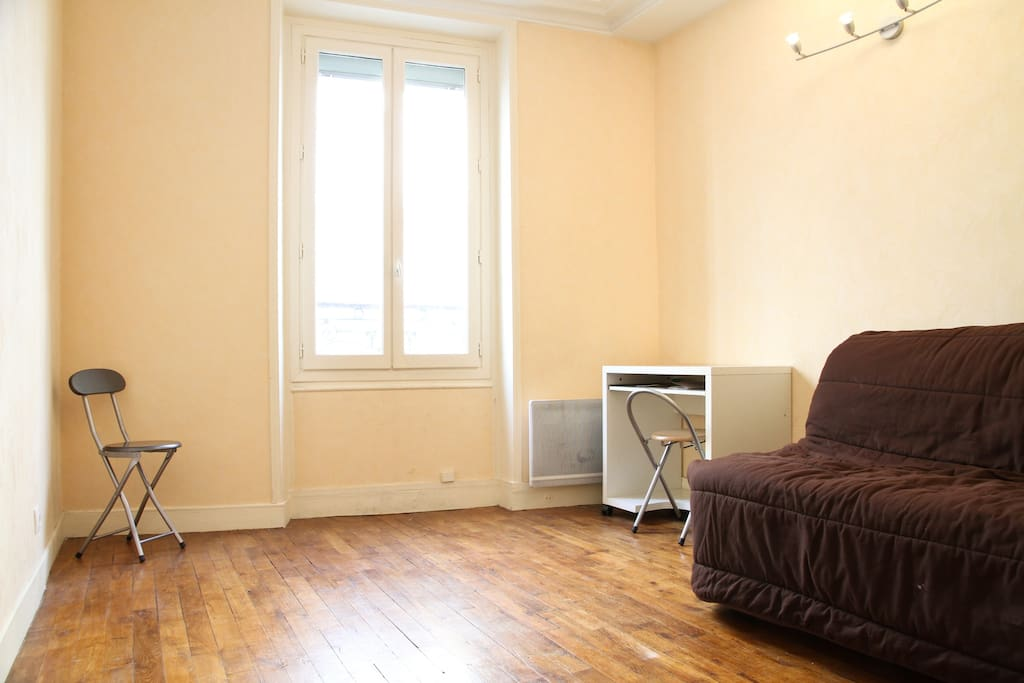 2 rooms apartment in Montmartre