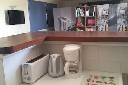 Logement  indépendant dans un magnifique cadre - Apartment