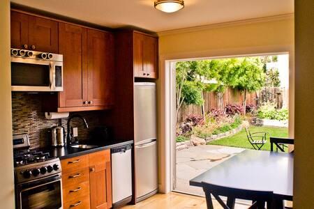 Beautiful Garden 1BR Apartment
