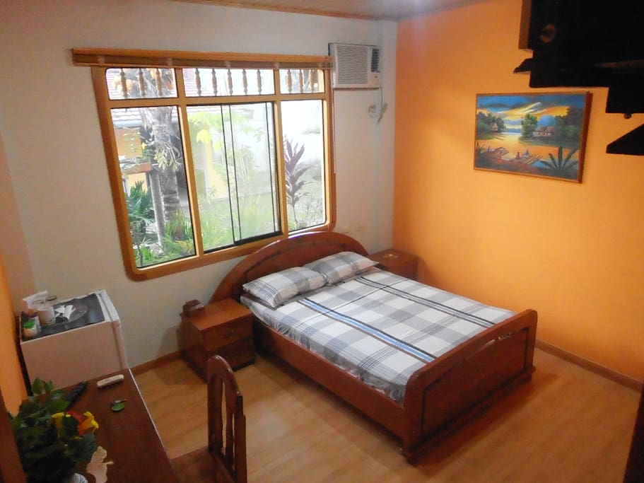 Overview of your room