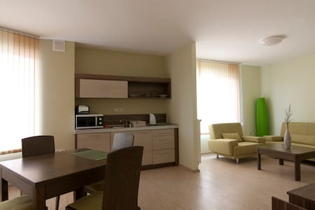Sunny 1BD Free Parking and WIFI  - Varna