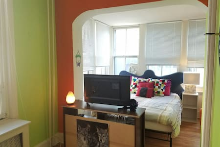 Great Private Room in Ritt Square 2 - Philadelphia - Apartment