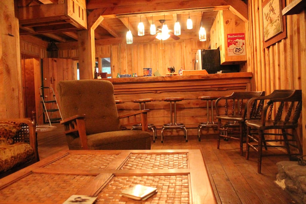 Escape To Campbell S Creek In Va Cabins For Rent In Tyro