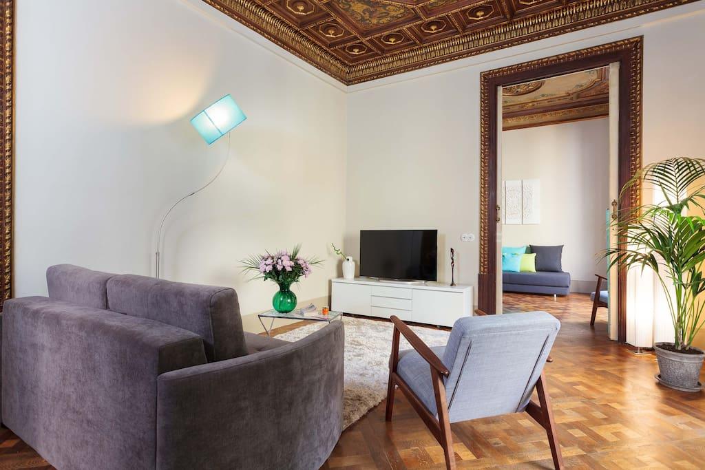 Casa del pi Private double room !