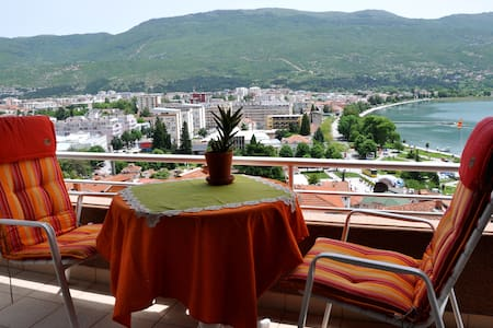 Wonderful Lakeview in the old part - Ohrid - Wohnung