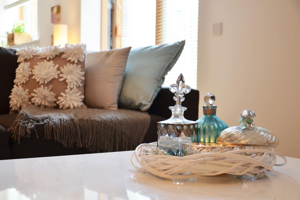 Moderna Suite, Lujo & Descanso