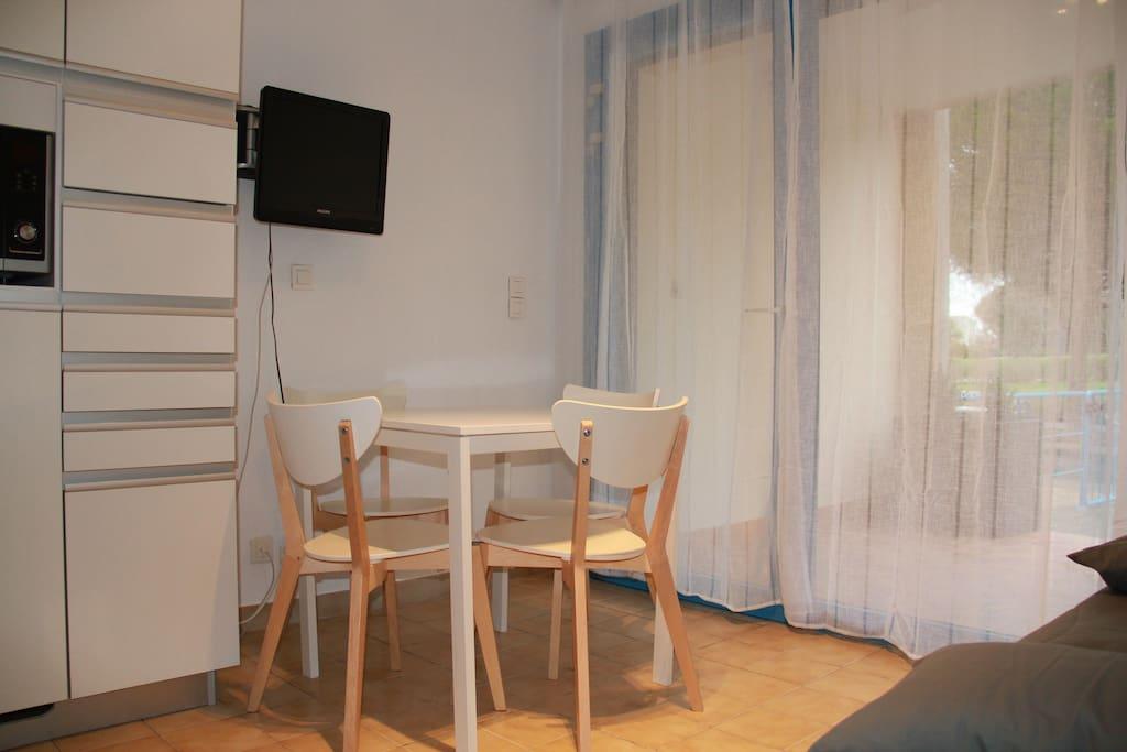 Appartement T1 bis, centre