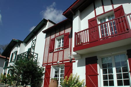 Beautiful Basque-style apartment - Apartmen