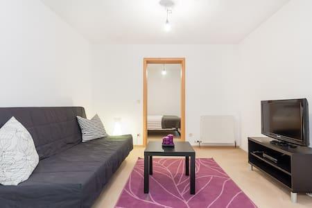 Spacious 1BR Apartment near S-bahn - Hohenbrunn
