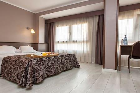 habitacion doble en hotel