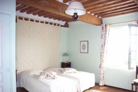 Chambre twin CONCERTO  - Vieux-Pont-en-Auge