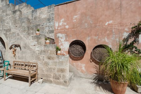 With a large family in Salento - Spongano - Bed & Breakfast
