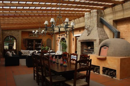 Your haven in the mountains Ecuador - Chalet