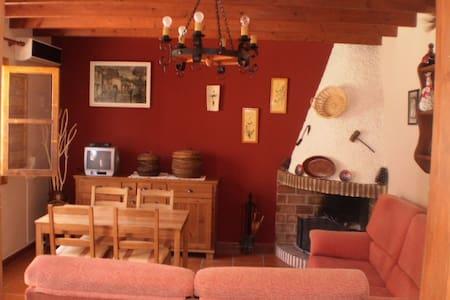 """Casa """"La Atalaya de Los Romanes""""( VTAR/MA/1092 ) - Viñuela - Huis"""