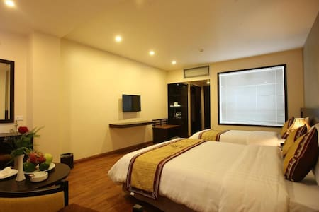 Best 3 star hotel room near by Binh Harbour