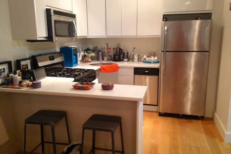 Brand new studio in the heart of Fort Greene.   Centrally located in a historical area of Brooklyn, this apartment is: 10 minutes from Williamsburg, a 7 minute walk to the C/G train and a few blocks from Fort Greene Park.