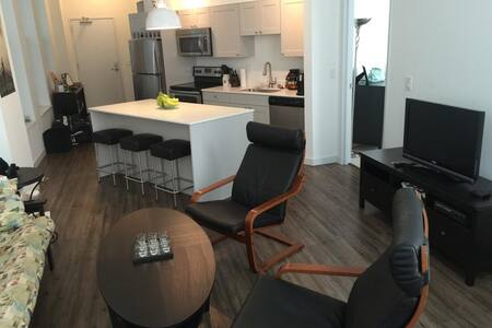 Heart of Downtown - Beautiful Condo - Whole Condo - Apartamento
