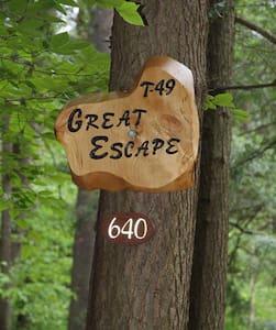 The Great Escape! - Rochester - Kisház