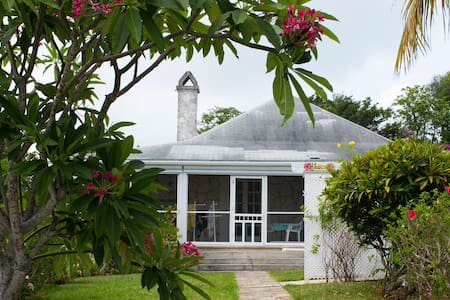 Beautiful Hibiscus House - Governor's Harbour - Maison