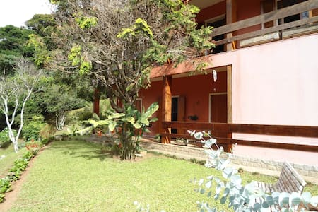 Linda casa na Serra - Nova Friburgo