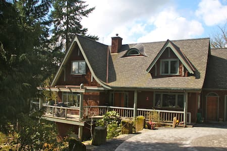 Gracious lodging in Forest Park