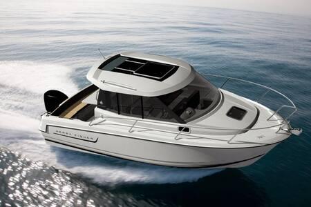 6,5m motor boat Merry Fisher 645 - Lucija - Barca