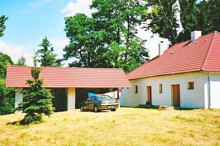 Františkov, Třeboňsko, Apartmány U draka - House