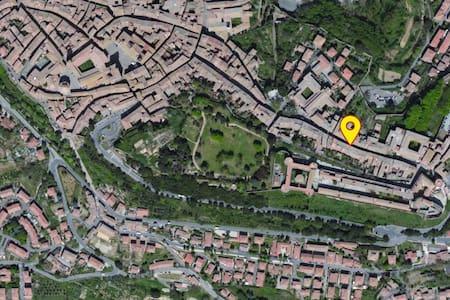 Apartment historic center Volterra - Apartamento