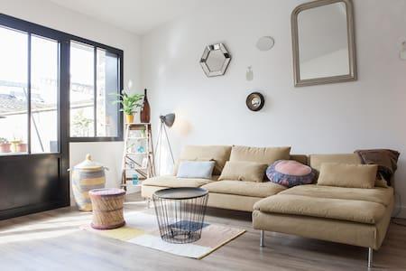 Pure modern Bordelais style house! - Casa