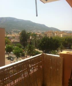 Apartment in Denia town centre with mountain views - Dénia - Apartment